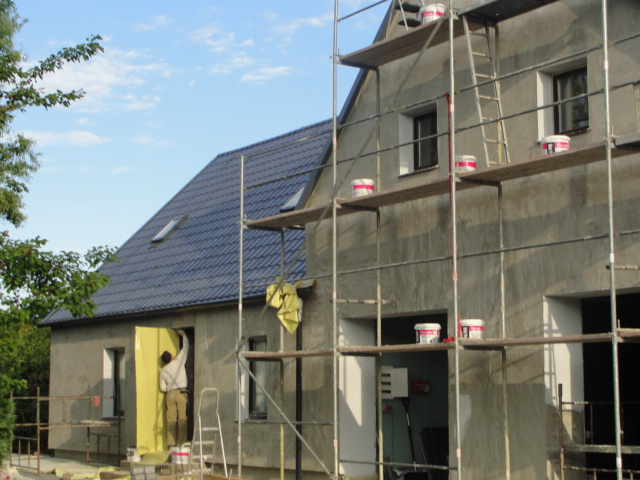Renovierung alter Fassaden
