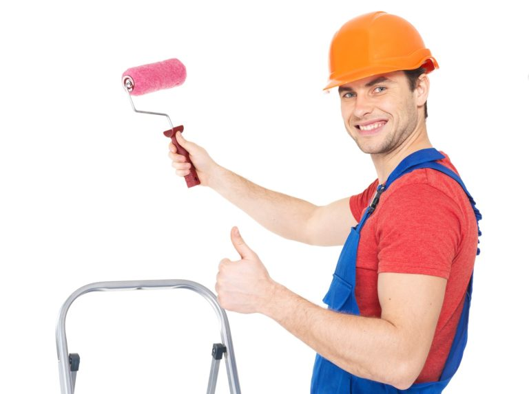 Wie man Wände und Decke streichen sollte – wichtige Tipps