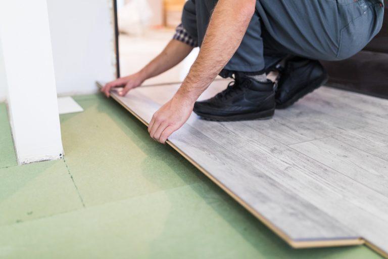 Verlegen von Bodenplatten - Regeln, an die Sie denken sollten